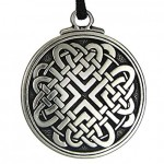 Celtic Love Knot Pewter Necklace at Jewelry Gem Shop,  Sterling Silver Jewerly | Gemstone Jewelry | Unique Jewelry