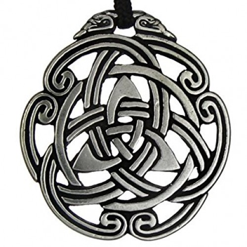 Celtic Peace Knot Pewter Necklace at Jewelry Gem Shop,  Sterling Silver Jewerly | Gemstone Jewelry | Unique Jewelry