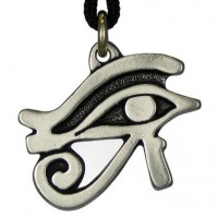 Egyptian Eye of Horus Pewter Necklace Jewelry Gem Shop  Sterling Silver Jewerly | Gemstone Jewelry | Unique Jewelry