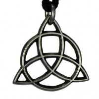 Fairy Shield Pewter Goddess Trinity Knot Pendant Jewelry Gem Shop  Sterling Silver Jewerly | Gemstone Jewelry | Unique Jewelry