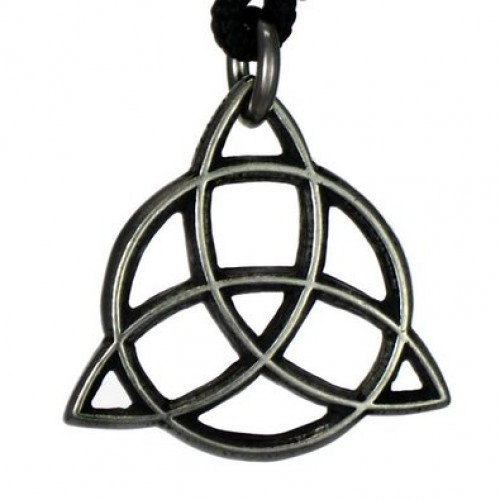 Fairy Shield Pewter Goddess Trinity Knot Pendant at Jewelry Gem Shop,  Sterling Silver Jewerly | Gemstone Jewelry | Unique Jewelry