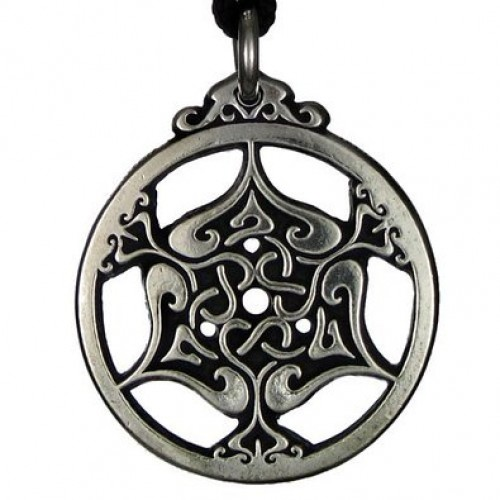 Heart Triskele Celtic Knot Pewter Necklace at Jewelry Gem Shop,  Sterling Silver Jewerly | Gemstone Jewelry | Unique Jewelry