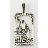 The Magician Small Tarot Pendant