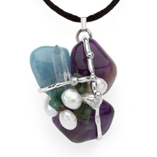 Ask, Believe, Receive Law of Attraction Amulet at Jewelry Gem Shop,  Sterling Silver Jewerly | Gemstone Jewelry | Unique Jewelry