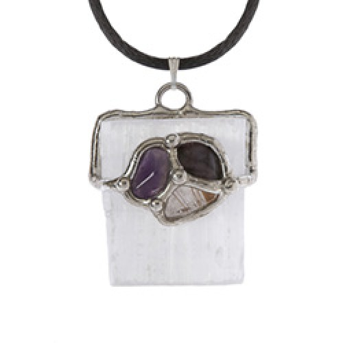 Awakening Beam of Light Pendant at Jewelry Gem Shop,  Sterling Silver Jewerly | Gemstone Jewelry | Unique Jewelry