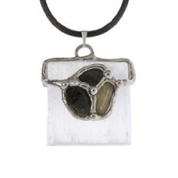 5th Root Race Beam of Light Pendant Jewelry & Gem Shop  Sterling Silver Jewerly | Gemstone Jewelry | Unique Jewelry
