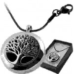 Tree of Life Aromatherapy Locket Necklace at Jewelry Gem Shop,  Sterling Silver Jewerly | Gemstone Jewelry | Unique Jewelry