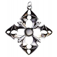 A Flight of Bats Arcanus Necklace by Anne Stokes
