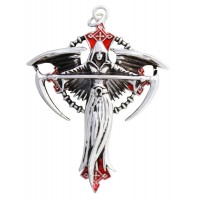 Angel of Destiny Gothic Necklace