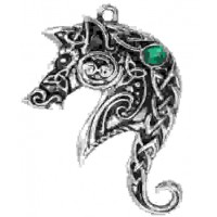 Lyonesse Horse Celtic Necklace Jewelry Gem Shop  Sterling Silver Jewerly | Gemstone Jewelry | Unique Jewelry